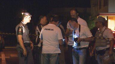 Capitão da Polícia Militar é baleado em Ribeirão Preto - Houve troca de tiros e um dos bandidos morreu.