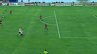 Boa Esporte sofre goleada em casa para o Criciúma - Ipatinga já havia perdido para o Barueri.
