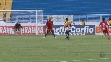Após sofrer goleada, Boa Esporte se prepara para a próxima partida - Após sofrer goleada, Boa Esporte se prepara para a próxima partida