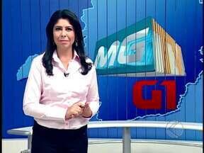 Confira os destaques do MGTV 1ª edição desta segunda em Uberlândia e região - Após chuva, casas de assentamento são destruídas em Uberlândia, MG. Polícia esteve no local, mas moradores não registraram boletim de ocorrência.
