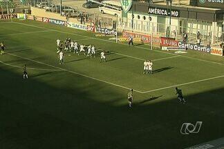 Goiás vira pra cima do América-MG e dá mais um passo rumo à Série A - Esmeraldino bateu o Coelho por 2 a 1 e está a apenas três pontos da liderança da Série B.