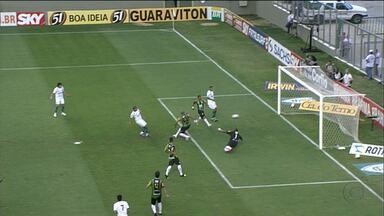 Confira os jogos dos times mineiros nas Séries B e C - América-MG e Boa Esporte, pela Segunda Divisão, e Tupi, pelaTerceira Divisão, jogaram no final de semana.