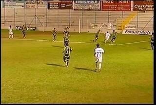 Funorte empata com América e perde a chance de classificação - O time de Montes Claros perdeu a chance de se classificar no Campeonato Mineiro Júnior.
