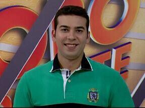 Globo Esporte - TV Integração - 15/10/2012 - Veja as notícias do esporte do programa regional da Tv Integração
