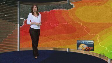 Confira a previsão do tempo para São Carlos e região nesta terça-feira - Confira a previsão do tempo para São Carlos e região nesta terça-feira.