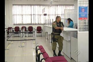 Banco é assaltado em Belém - Ação durou dez minutos e roubou caixas de agência Bancária na avenida Pedro Alvares Cabrasl.