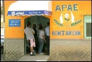 Governo do estado corta verbas da Assistência Social em 40 cidades - Apae de Bom Jardim está na lista de redução de verbas.Instituição atende a mais de 120 crianças e jovens excepcionais.