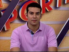 Globo Esporte - TV Integração - 26/10/2012 - Veja as notícias do esporte do programa regional da Tv Integração