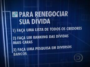 Cerca de 15 milhões de brasileiros renegociam dívidas em 2012 - Os dados são da Serasa Experian, empresa de informações de serviços financeiros e apontam para um recorde. Trata-se de um aumento de 13,7% em relação ao mesmo período (janeiro a setembro) do ano passado.
