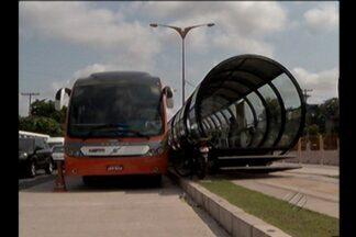 JL1 mostra como estão as obras do BRT - Saiba qual é a previsão de entrega do projeto.