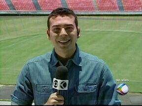 Globo Esporte - TV Integração - 01/11/2012 - Veja as notícias do esporte do programa regional da TV Integração