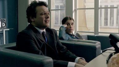 Como Aproveitar o Fim do Mundo - Episódio do dia 01/11/2012, na íntegra - Kátia convence Ernani que o fim do mundo é uma realidade