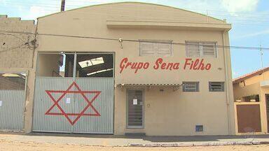 Fábrica de doces é fechada por falta de estrutura e higiene em Monte Alto - Prédio antigo tinha sido reaberto há 3 meses.