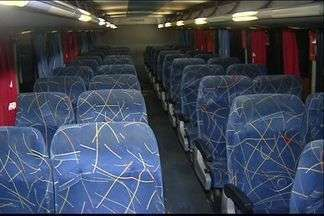 Criminosos fazem arrastão em linha de ônibus na BR-101, no ES - Vítimas relatam a ação.