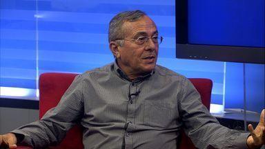 'Toda doença tem um lado físico e um lado psicológico', diz o psiquiatra Adalberto Barreto - Médico ministra palestra sobre doenças no Mercado dos Pinhões, a partir de 17h.