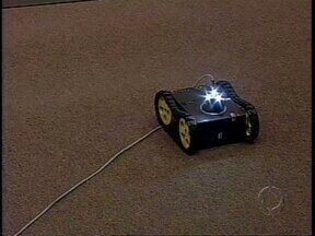 Inovação é a palavra chave do empreendedorismo - Robot que faz filmagens em locais de difícil acesso é o produto de um empreendedor de Ponta Grossa que já vende para o Brasil inteiro.