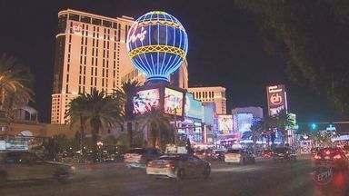 Las Vegas é palco de final do mundial de campeonato de peão - A cidade de Las Vegas, nos Estados Unidos da América (EUA), e palco da final do campeonato mundial de provas de peão.
