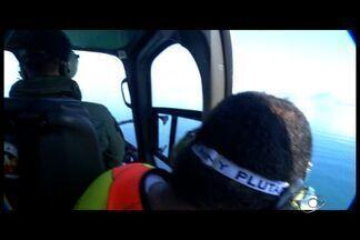 Famílias do ES aguardam notícias de parentes desaparecidos no mar - Desde abril, quatro famílias capixabas passam pelo menos problema, com parentes que desapareceram no mar.