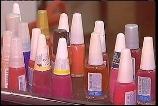 Substâncias do esmalte podem causar sérias alergias - Alguns dos sintomas são coceiras