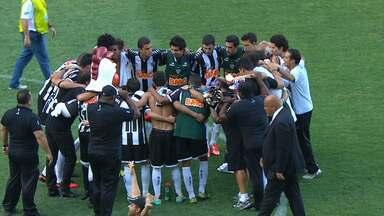 Atlético-MG, agora, briga pelo vice-campeonato - Caso conquiste o segundo lugar no Campeonato Brasileiro, Galo já se classifica direto para a Libertadores.