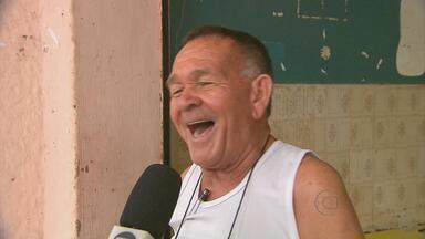 GE na Rua: bom humor e 'bronca' dos torcedores - Pernambucanos comentam resultados de Náutico e Sport