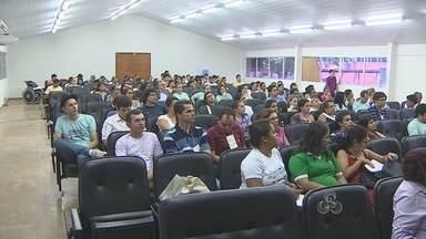 Universidade Federal de Rondônia iniciou a 30ª Semana de Geografia em Rondônia - A colonização do estado é um dos assuntos discutidos no evento que vai até o dia 17 deste mês.