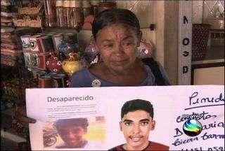 Quadro Desaparecidos - Quadro Desaparecidos é apresentado em Aracaju.