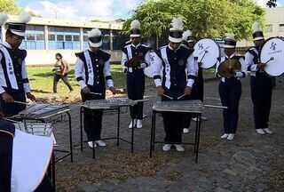 Banda conquista segunda locação em concurso Nacional - Banda de Fanfarra conquista segunda locação em concurso Nacional