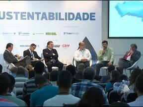Agenda Bahia discute uso da água no estado - O evento da Rede Bahia reuniu especialistas sobre o assunto nesta terça-feira.