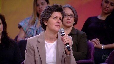 Denise Perissini fala das vantagens da guarda compartilhada - Psicóloga diz que a divergência do casal não tem nada a ver com o filho