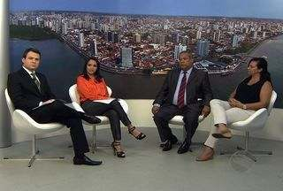 Autoridades falam um pouco mais sobre o Plano Diretor de Aracaju - Nesta entrevista no estúdio do Bom Dia Sergipe, o presidente da Camara de Vereadores de Aracaju e uma engenheira falam um pouco mais dos pontos que estão sendo discutidos do Plano Diretor.
