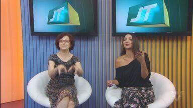 Ana Lúcia Torre e Flávia Garrafa falam de apresentação no Teatro Coliseu - Peça será estreada neste final de semana.