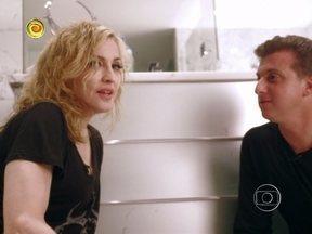 Madonna: 'Quero mudar o mundo, sou uma revolucionária' - Cantora fala sobre seus projetos sociais e conta como seria um dia perfeito em sua vida