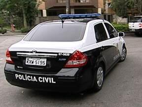 Polícia Civil faz nova operação para reprimir violência nos estádios - A Polícia Civil faz uma nova operação para reprimir a violência nos estádios. O cerco desta vez foi na entrada do Engenhão, onde acontece o clássico entre Flamengo e Vasco, pelo Campeonato Brasileiro.