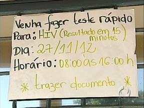 Prefeitura lança campanha de combate à AIDS em Londrina - Várias atividades estão programadas para os próximos dias. Sábado é o Dia Nacional de Luta contra a doença.
