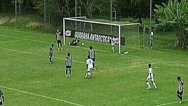 Time júnior do Atlético-MG perde na estréia do Campeonato Brasileiro Sub-20 - Time perdeu para o Fluminense.