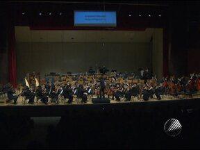 Orquestra Neojibá se apresenta no Teatro Castro Alves - O show atraiu um público de todas as idades. Os ingressos custaram R$ 1.