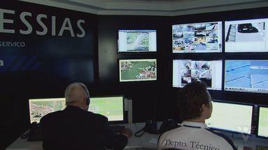 Novo centro de controle começa a operar em Guarujá, SP - Novidade vai ajudar na segurança dos usuários das balsas no litoral paulista.