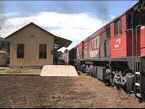 Estação Guaragi foi resturada - A estação de trem tombada pelo patrimônio histórico de Ponta Grossa foi recuperada depois de uma ação do Ministério Público