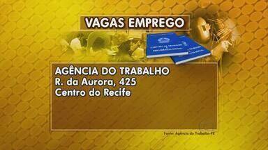 Agência do Trabalho oferece vagas na Região Metropolitana do Recife - Há oportunidades para operador de telemarketing, zelador, faturista e coordenador pedagógico, entre outras.