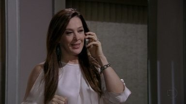 Lívia manda Irina e Russo mentirem para Morena - Morena acredita que os traficantes sequestraram Junior. Théo afirma a Lucimar que encontrará o garoto