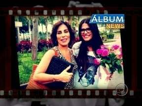 Álbum News: Antonia Morais publicou foto com a mãe Gloria Pires no Projac - Nanda Costa, de Salve Jorge, também registra suas gravações
