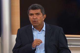 Ex-prefeito da Serra, no ES, fala sobre suposta dívida que deixou na sua administração - Novo prefeito da Serra, Audifax Barcelos revelou que encontrou uma dívida de R$ 200 milhões na prefeitura, sendo que nos cofres públicos há R$ 3 milhões.