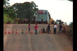 Chegou ao fim o bloqueio feito por índios no canteiro de obra da usina de Belo Monte - O protesto havia começado no início da semana. Operários já foram convocados para voltar ao trabalho.