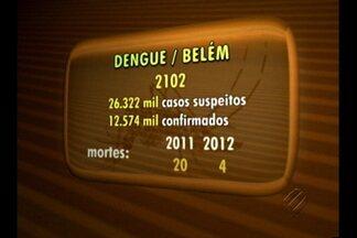 Municípios paraenses vão receber dinheiro do ministério da saúde para combater a dengue - Municípios paraenses vão receber dinheiro do ministério da saúde para combater a dengue. O repasse total para o estado é de R$ 11 milhões.