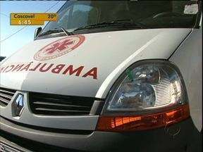 Municípios do Sudoeste do Paraná contratam médicos para o SAMU - Prefeituras tentam colocar serviço do SAMU pra funcionar e evitar devolução de ambulâncias ao governo federal.