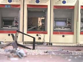 Polícia de Belo Horizonte aperta o cerco contra ladrões de caixas eletrônicos - Em Minas Gerais, a Polícia Militar intensificou o combate aos roubos com explosivos a caixas eletrônicos e aos assaltos conhecidos como saidinha de banco. Neste início do mês, aumentam os casos porque a circulação de dinheiro é maior.