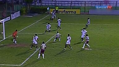 Itaúna é eliminado na segunda rodada da primeira fase da Copa São Paulo - Time sofre a segunda derrota seguida.