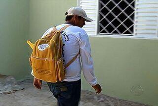 Corumbá divulga levantamento sobre infestação do mosquito da dengue - Em Corumbá, foi divulgado o primeiro levantamento do ano sobre a infestação do mosquito da dengue. De cada 10 casas visitadas, uma tem larvas do mosquito.
