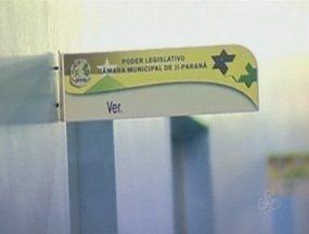 Prazo para a acomodação de gabinetes dos vereadores de Ji-Paraná encerrou - Mas ainda não há lugares suficientes para todos os 17 vereadores.